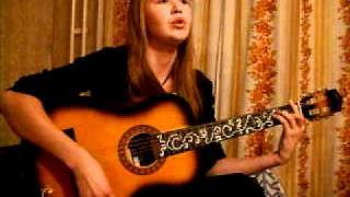 Татьяна Фатильникова - там высоко (cover Ария)
