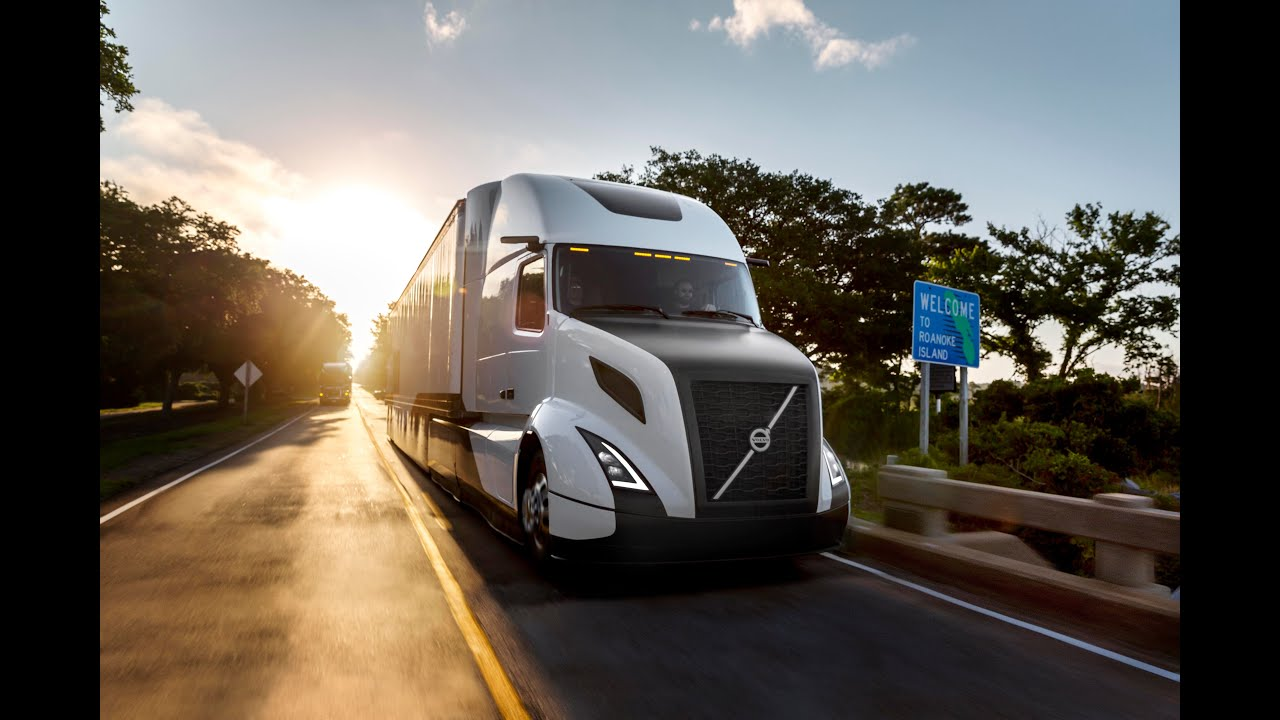 Volvo Trucks - Innovation in motion - Introducing Volvo's SuperTruck - YouTube
