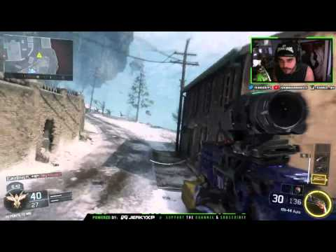 @Hardees Fries Reticle (Call of Duty: Black Ops 3 GamePlay) (Xbox One)