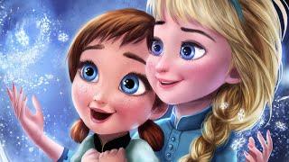 Lefagytam a Frozentől ❄️☃️