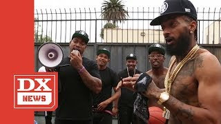 "Rapper Bradley Davis Suing Nipsey Hussle Estate For ""Victory Lap"" Royalties"