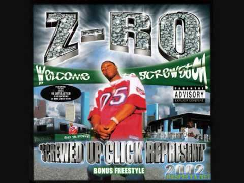 Z-ro - Maintain w/ Lyrics