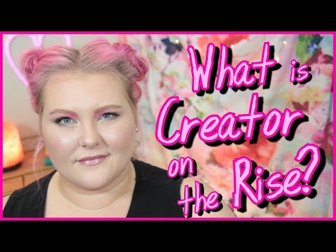 Creator on the Rise: My Experience + the Pros and Cons! // Tube Talk | Lauren Mae Beauty