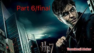 Harry Potter and the Deathly Hallows part 1 gameplay part 6/final