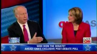 David Gergen: Romney Passed The Commander In Chief Test