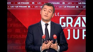 Le Grand Jury de Gérald Darmanin du 25 novembre 2018