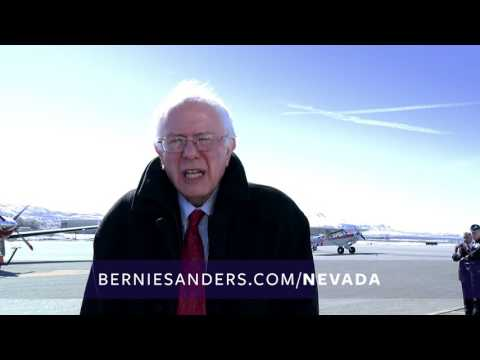 The Eyes of the World Are on Nevada | Bernie Sanders