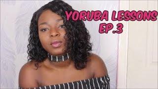 Yoruba Lessons Ep 3: Pronouns + Verbs  ||  Let's Learn Yoruba!