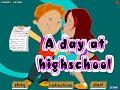 A Day At High School Game - Walkthrough - Fun Games for Teens