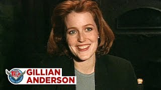 How Gillian Anderson Became X Files Agent Scully 1995