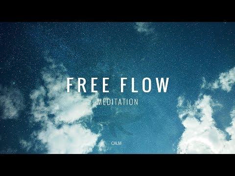 Free Flow Sky Meditation - Stress Relief - Tranquility Tantra Music | Calm