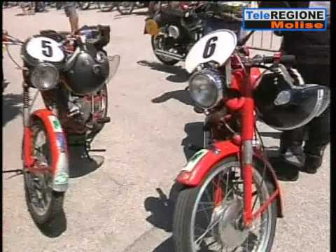 Moto d'epoca, a Sessano una tappa della Milano-Taranto - 06/07/2017