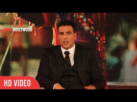 Akshay Kumar Telling An incident of his son
