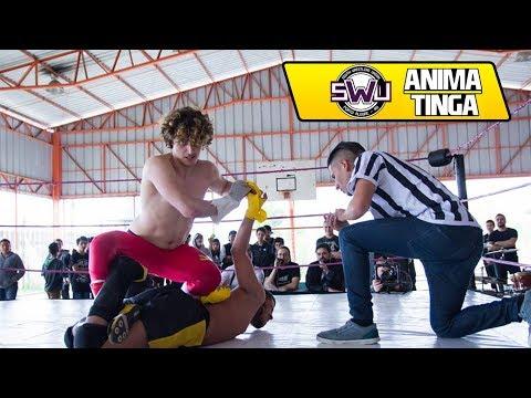 SWU no Animatinga Parte 2 Arthur vs Gabriel Salvador