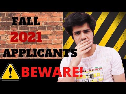 Fall 2021 Applicants - BEWARE (Hindi, with English subtitles)
