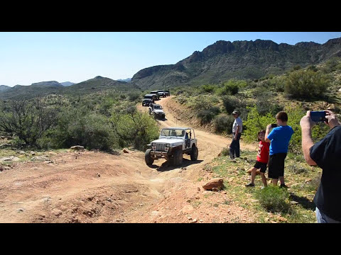 Virtual Jeep Club