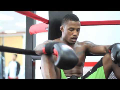 "MMA T Hobbs ""Hollywood Hobbit"" Promo Motivational"