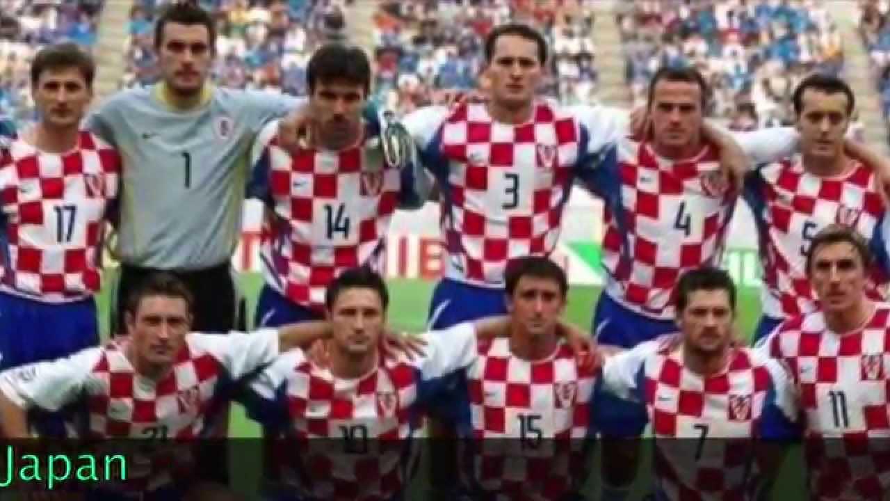 d3a9b1245 Overview of Croatia National Football Team -FIFA World Cup 2014 ...