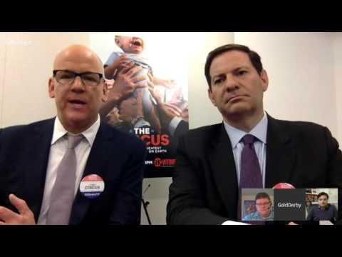 'The Circus' creators Mark Halperin and John Heilemann dish their Showtime series and the 2016 el...