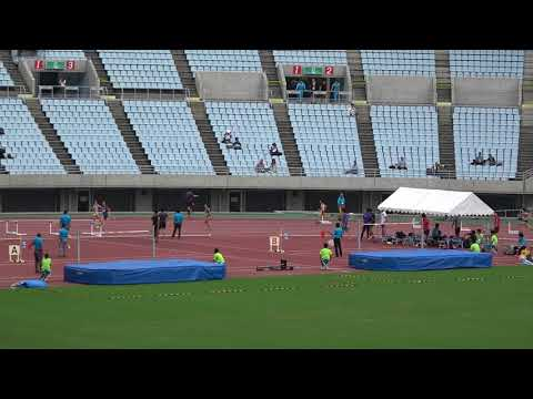 Nat'l Corp Champ2017 Women's400mH heat1 Sayaka AOKI58.03 青木沙弥佳 齋藤真佑 野村有香