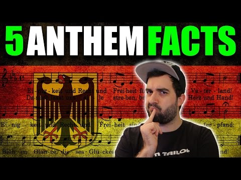 5 Fascinating Facts About The National Anthem Of Germany! | VlogDave