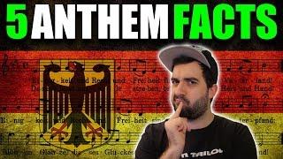 5 SURPRISING FACTS ABOUT GERMANY'S NATIONAL ANTHEM!   VlogDave