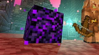 What is CRYING OBSIDIAN? How to GET and USE it in Minecraft 1.16 (Nether Update)