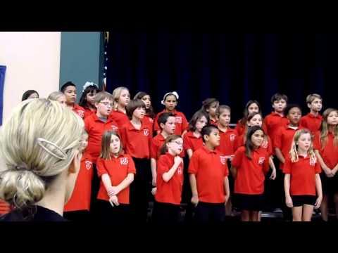 Why We Sing (Broadmor Elementary School Choir)