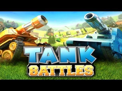 Tank Battles - Explosive Fun! - Universal - HD (Store/Menu/Game Center) Trailer
