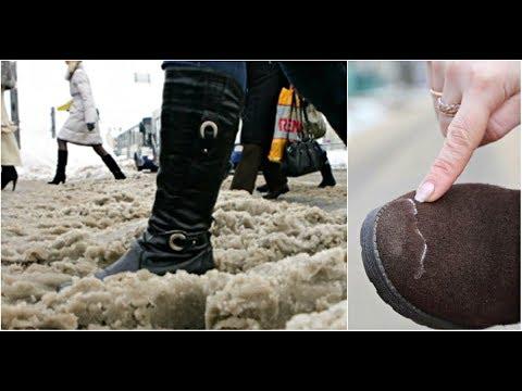 Очиститель обуви от соли Hiver Winter – Saphir, 75мл.