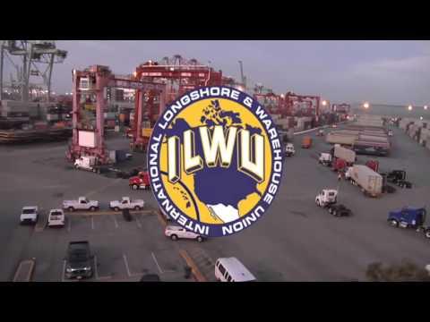 Ilwu Union Hall Long Beach