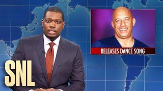Weekend Update: SCOTUS Nomination Fight & Vin Diesel Releases Song - SNL