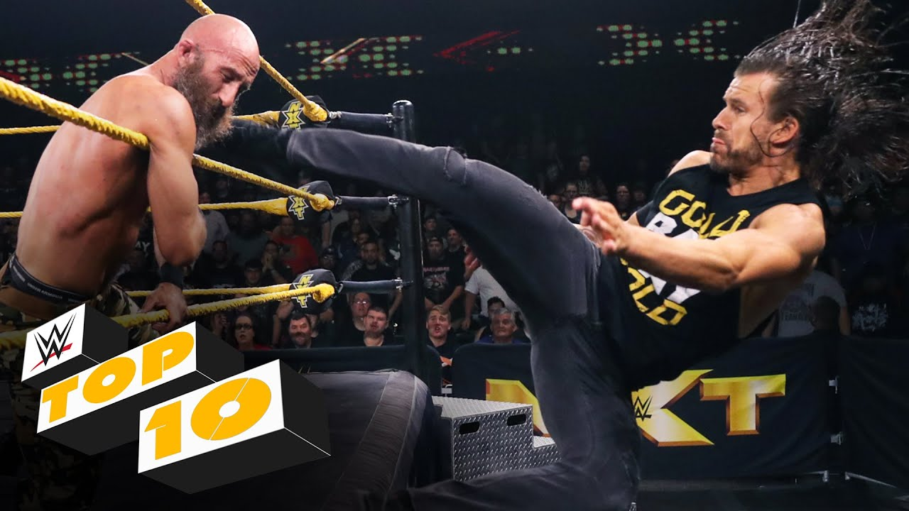 Top 10 NXT Moments: WWE Top 10, Nov. 27, 2019
