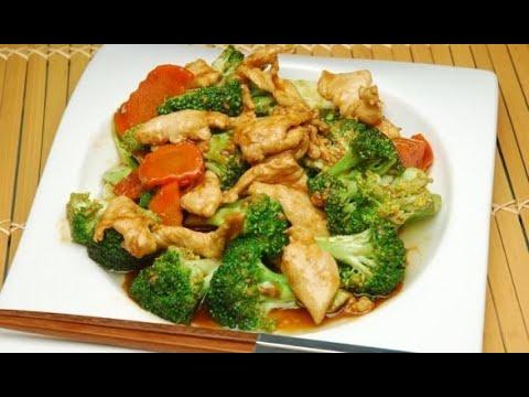 como aclimatar brocoli objection pollo estilo chino