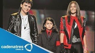 Hijo de Michael Jackson crea aterradora serie animada sobre la muerte de su padre