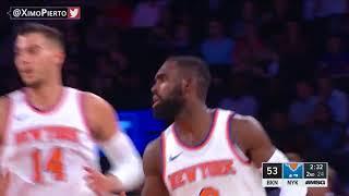 Brooklyn Nets vs New York Knicks   Full Game Highlights  October 3 2017  2017 NBA Preseason