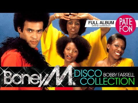 Boney M & Bobby Farrell - Disco Collection (Full album) letöltés
