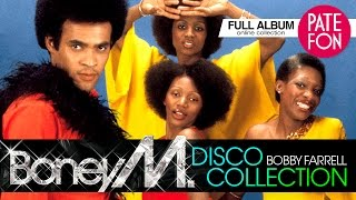Repeat youtube video Boney M & Bobby Farrell - Disco Collection (Full album)