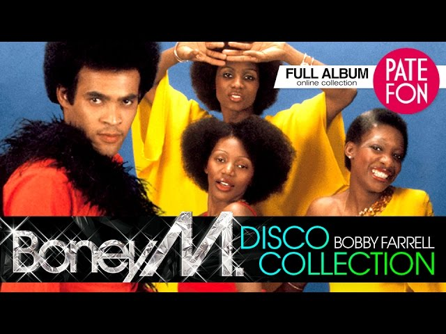 Boney M & Bobby Farrell - Disco Collection (Full album)