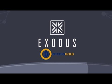 Will Exodus Support Bitcoin Gold Like They Did For Bitcoin Cash? | Cryptocurrency Wallet