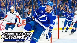 Dave Mishkin calls Lightning highlights from third straight win over Capitals (2018 ECF, Game 5)