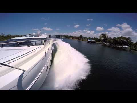 Williams Yacht Group V62-S Princess Delivery