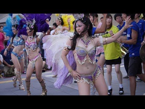 Samba サンバ 早稲田大学ラテンアメリカ協会 🇧🇷 北千住 学園通りフェア ウニアン