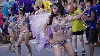Samba サンバ 早稲田大学ラテンアメリカ協会 🇧🇷 北千住 学園通りフェア ウニアン2014 thumbnail
