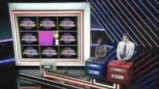 Game Show Blooper