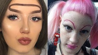 Worlds Worst Eyebrows! #10