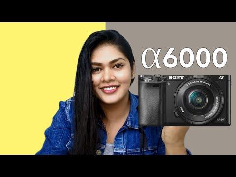 Sony a6000 Mirrorless Camera Sinhala review