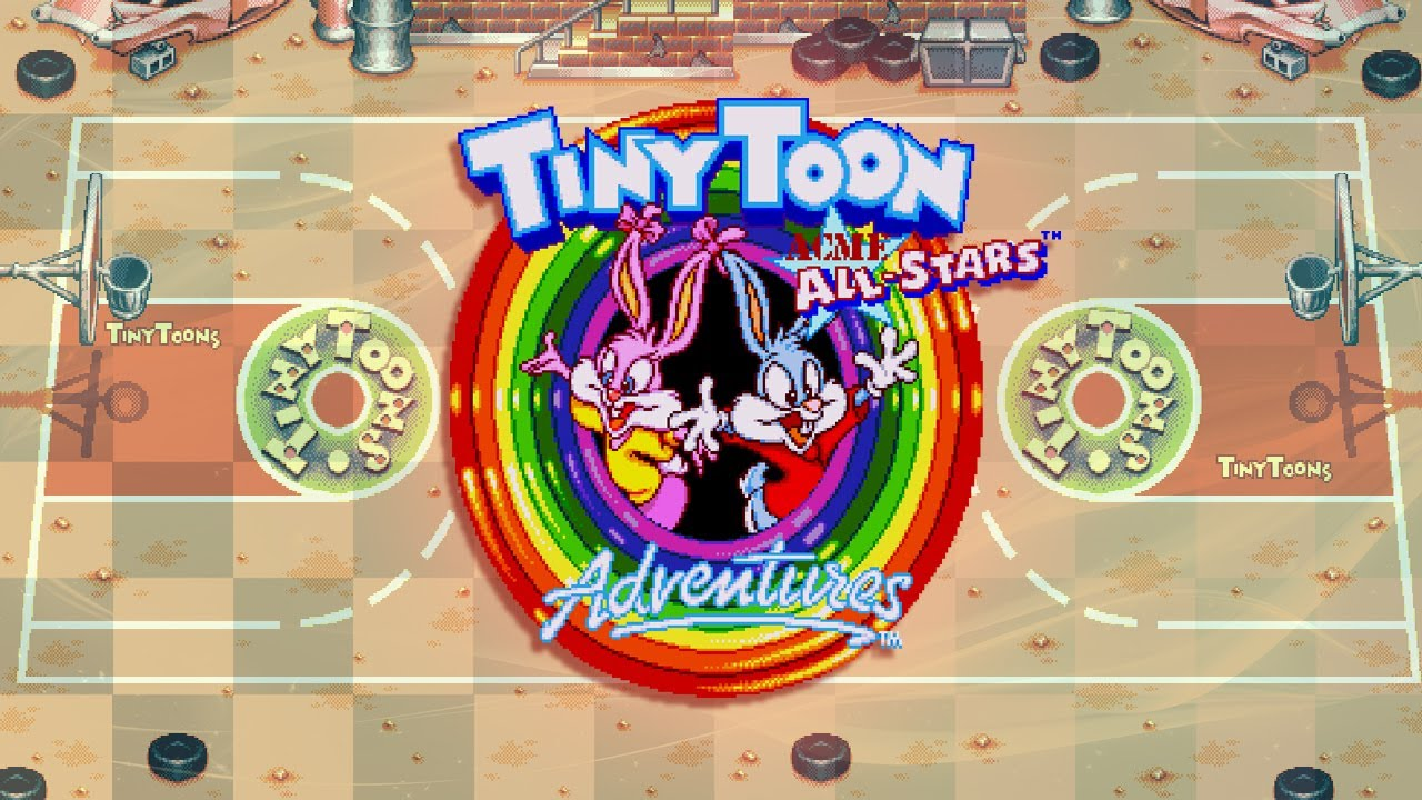 Tiny Toon Adventures Acme All Stars Walkthrough Youtube