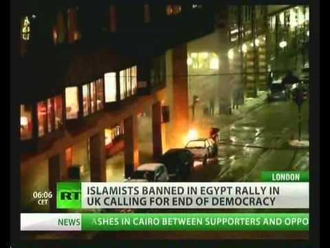 NWW World-News 03.02.2011 (Cairo Egypt - Fake Proteste)