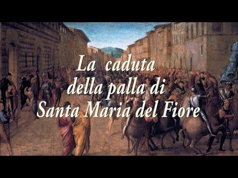 La Caduta Della Palla Di Santa Maria Del Fiore